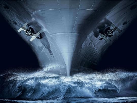 Surface Naval Vessels using MTU engines